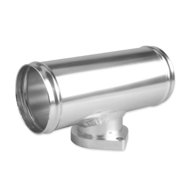 Soupape de soufflage Turbo en aluminium type-s BOV + tuyau à bride 2.5 + contrôleur de poussée - 6