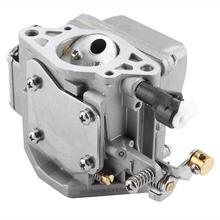 63V-14301-00 карбюратор для Yamaha судовых 2 инсульта 9.9hp 15hp лодочные моторы Новое поступление топлива карбюратор загрузки запчасти