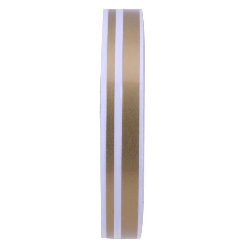 Image 3 - Car Styling 32ft 4x2mm Pinstriping Pinstripe Vinyl Tape Sticker Double Line Reflective Roll Tape Marking Film Sticker for Car-in Decals & Stickers from Automobiles & Motorcycles