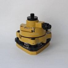 """Заменить вращающийся Tribrach и адаптер W/оптический центрир 5/"""" x11 крепление для призмы gps Surveying"""