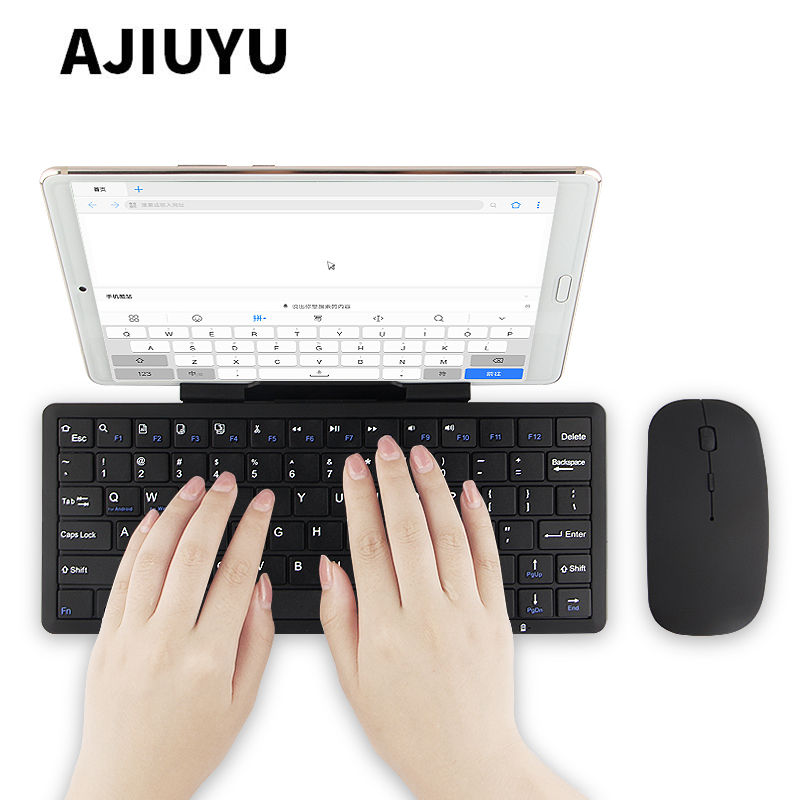 Keyboard Bluetooth For Huawei MediaPad T3 10 10.1 7 3G 7.0 T3 8 8.0 M2 10.0 M2-8 Tablet Wireless mouse Bluetooth keyboard Case for huawei mediapad t3 7 0 wifi case soft silicone case cover for huawei mediapad t3 7 0 bg2 w09 7 inch tablet pc gifts