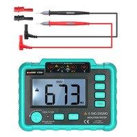 digital multimeter measuring meter Digital insulation resistance tester Electrical instrument tramegger VC60B+ megger