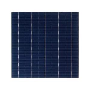 Image 1 - ALLMEJORES 0.5V 4.45W polikrystaliczne ogniwo słoneczne dla majsterkowiczów 12V panel słoneczny 25 sztuk/partia + wystarczająco dużo drutu z zakładkami i drutu szynowego