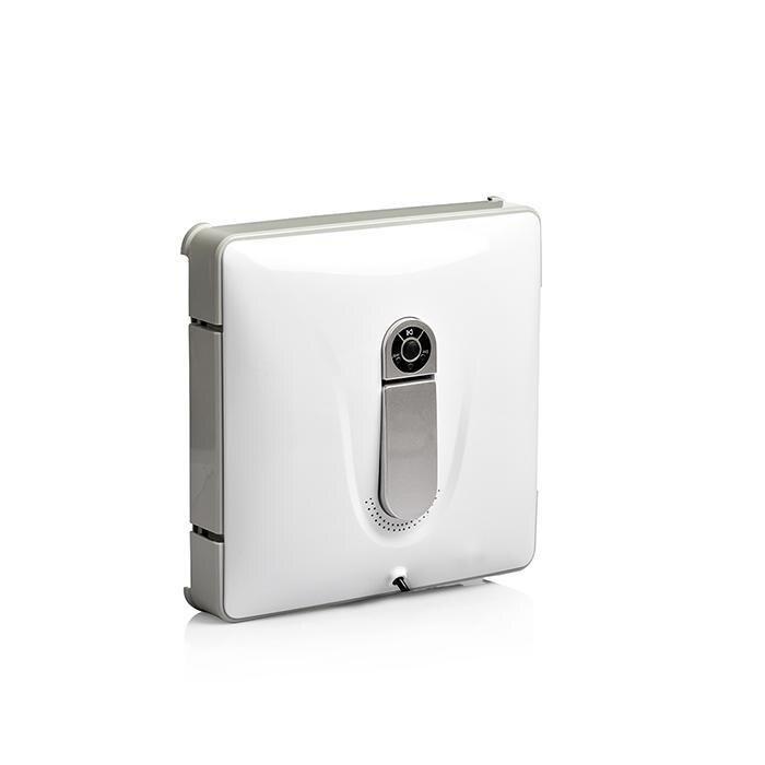 WS-860 Robot de nettoyage de vitres Intelligent à télécommande aspirateur de vitres à aspiration élevée avec invite vocale