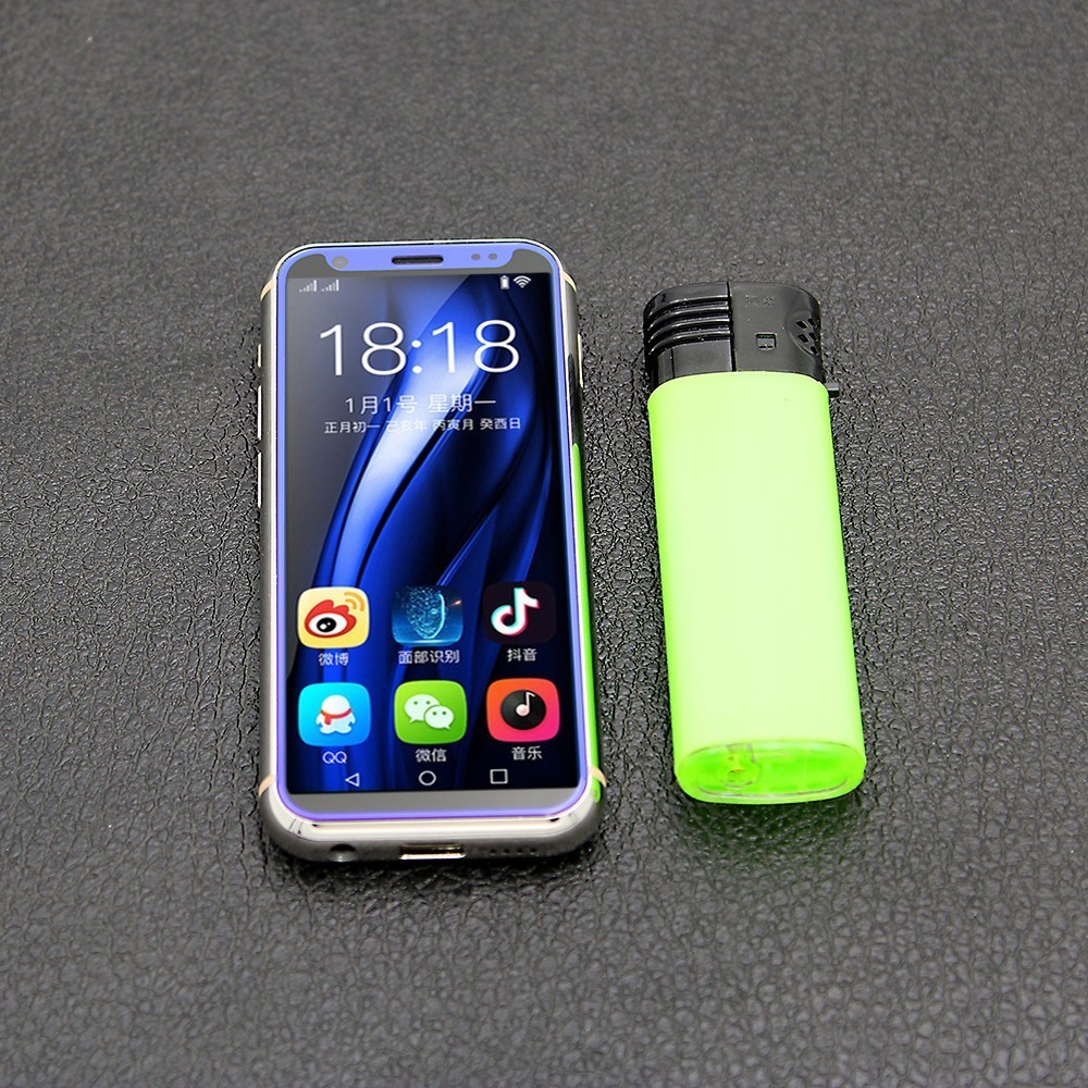 """Image 5 - Support Google play MTK6580 Quad Core android 8.1 3G smartphone 3.5"""" small mini mobile phone 2GB RAM 16GB ROM Dual sim K TOUCH-in Cellphones from Cellphones & Telecommunications"""