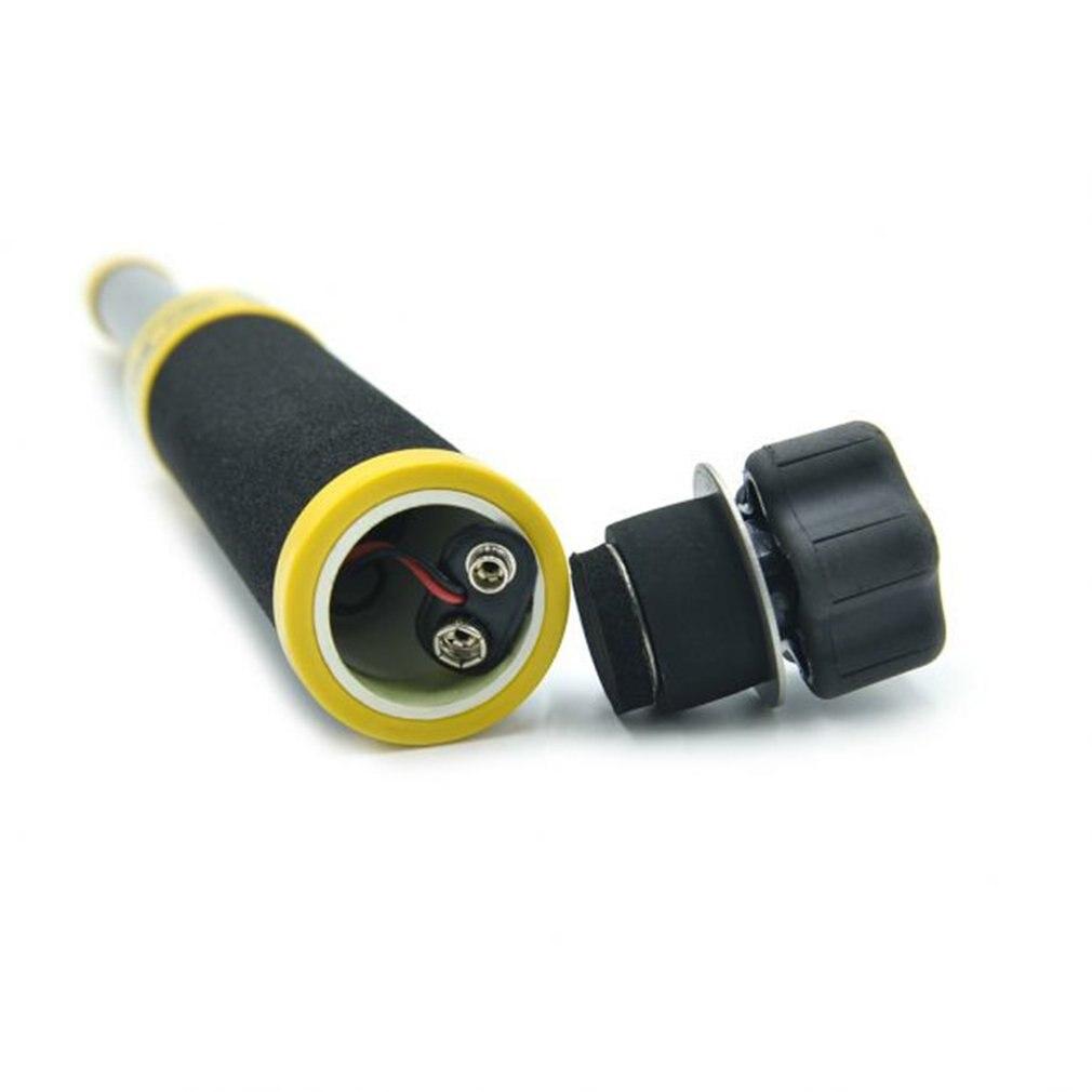 MD 730 luz à prova dwaterproof água underwater detector de metais detector de indução de pulso pinpointer sensível detecção precisa - 6