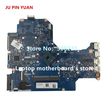 JU PIN YUAN 925621-601 925621-001 448.0C81.0011 mainboard For HP LAPTOP 17-BS 17-BS001DS Laptop Motherboard N3710 fully Tested