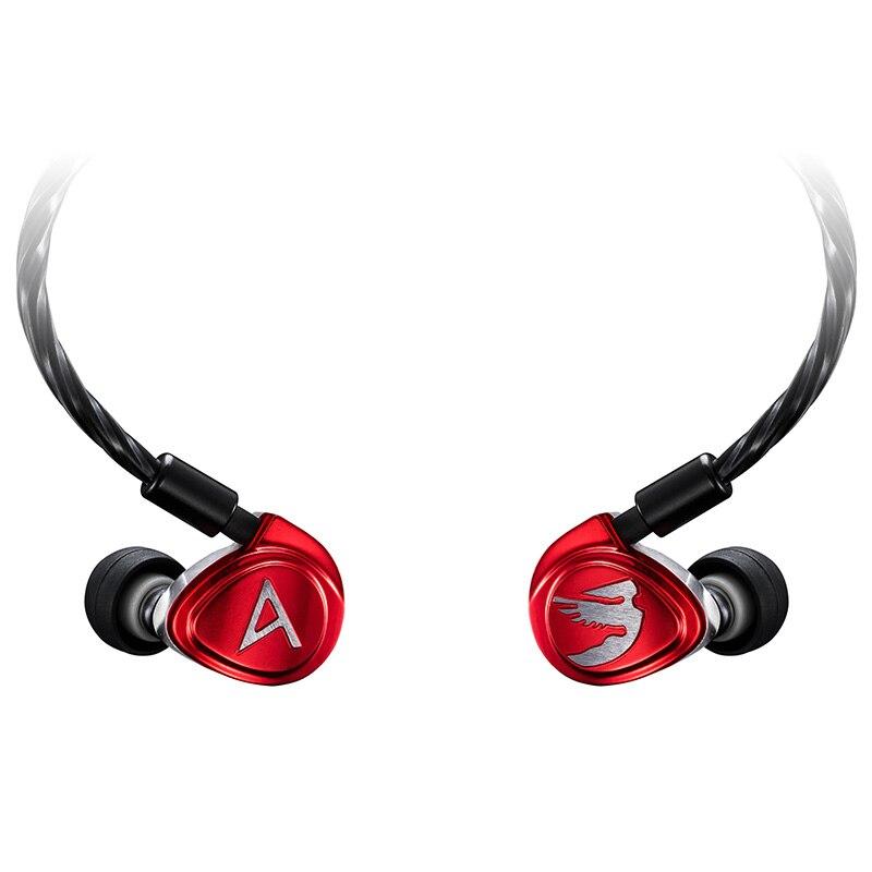 Chegada nova Original IRIVER Astell & Kern Diana 3-Way 3-BA fones de ouvido fone de ouvido 2.5 milímetros de Alta Fidelidade de saída balanceada por jerry Harvey Áudio