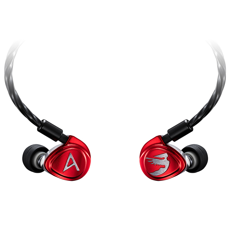 New arrival Original IRIVER Astell&Kern Diana 3-Way 3-BA in-Ear 2.5mm HiFi balanced output earbuds by Jerry Harvey Audio