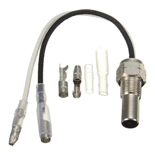 Auto für Auto Gauge Universal Wasser Temperatur Sensor Öl Temp Sender Einheit NPT 1/8 Meter Für Toyota für VW