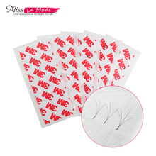 Misslamode Fast volume fan 3M Tape for eyelash Extension Makeup Tool