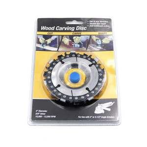Image 5 - 4 дюйма 14 зубов станок диска режущего диска 16 мм Арбор деревообрабатывающий резьба диск для 100/115 угловая шлифовальная машина/циркулярная пила
