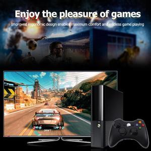Image 4 - Двойной вибрации геймпад Controlle джойстик для Microsoft Xbox 360 Xbox 360 тонкий для ПК Джойстик для Windows джойстик