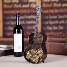 TOOARTS гитара вино пробка контейнер ручной работы украшения дома практичные ремесла Винтаж Домашний декор