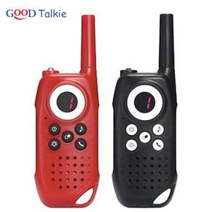 Image 3 - 2 pçs crianças walkie talkie crianças brinquedo two way rádio de longo alcance handheld crianças brinquedo walky talky para crianças