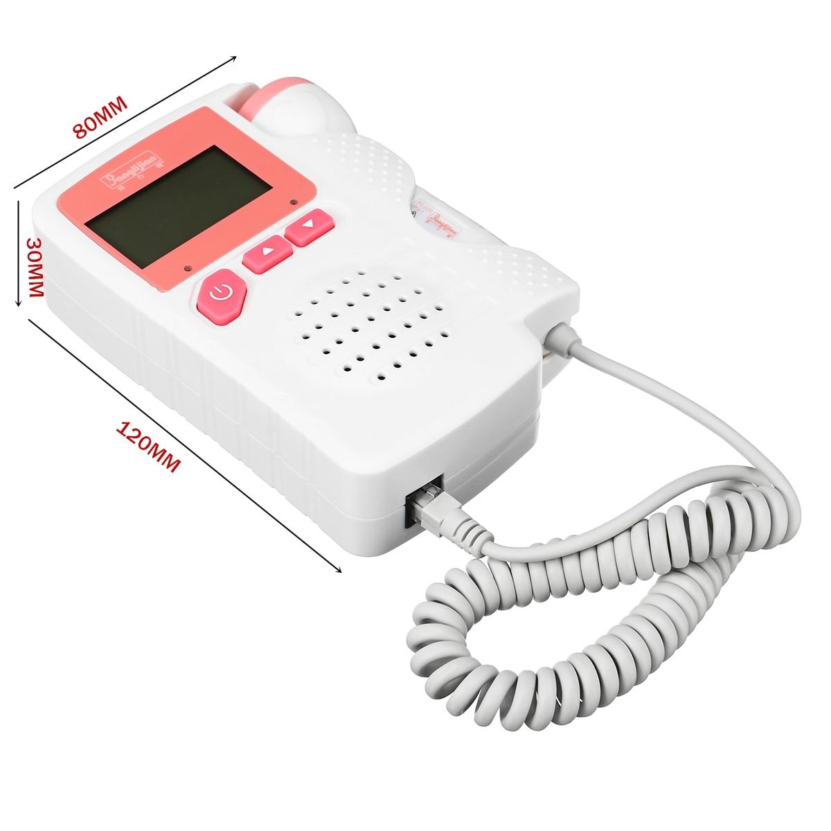 Medidor de Monitores Grávida Fetalpulse 2.0 Mhz Tela