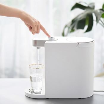 Minimalist Design Instant Heating Water Dispenser Smart Heating Water 3 Seconds Instant 1.8 Capacity