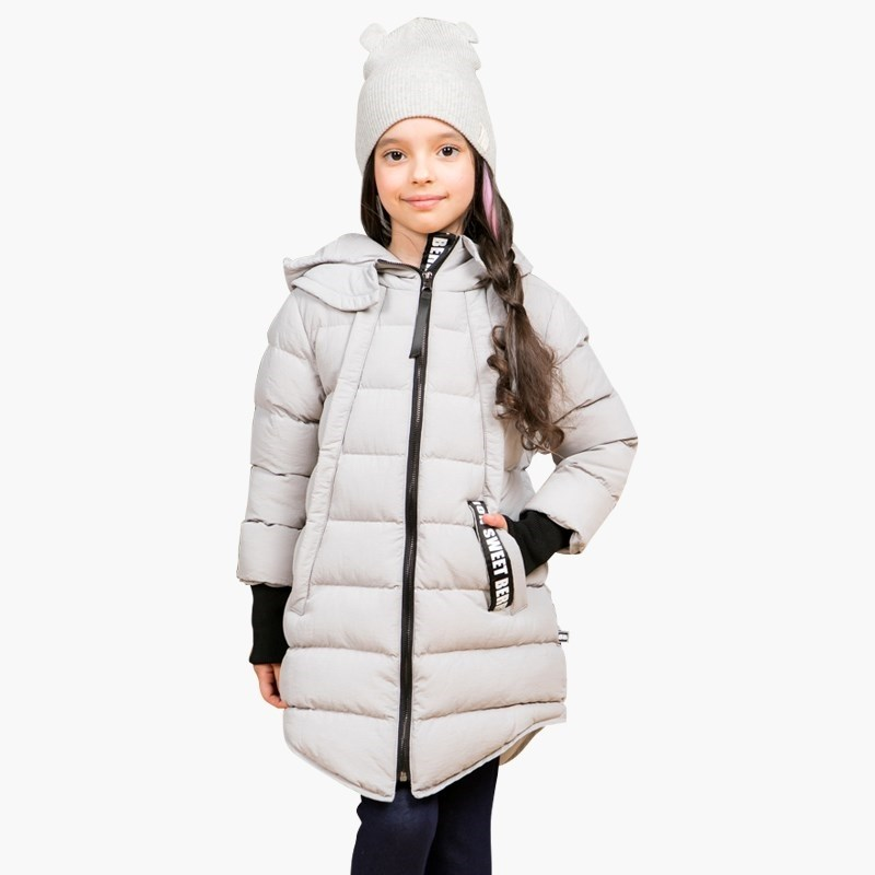 Down & Parkas Sweet Berry Coat sewing for girls children clothing kid clothes biboymall winter coat 2017 military coats women cotton wadded hooded jacket casual parkas thickness plus size snow outwear