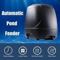 10L 6 уровень цифровой, lcd, автоматический Корм для аквариумных рыбок кормушка для рыбок пруд аквариумных резервуарах Таймер подачи еды автом...