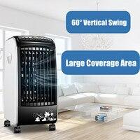 220V Przenośna chłodnica powietrza wentylator uchwyt przenośny biurko wentylator elektryczny 3 poziom mini klimatyzator urządzenie fajne kojący wiatr domu