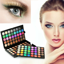 Professional 120 Color Super Light Eye Shadow Palette Cosmetic Makeup Tool