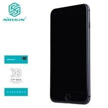 Антибликовое Защитное стекло NILLKIN XD для iPhone 7 8 plus 8 plus 3D защитное закаленное стекло