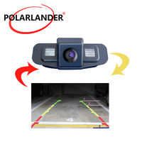 CCD Car parking rear view camera HD Fit For Honda Spirior 2009 2010 Wired Car reverse reaview camera Waterproof