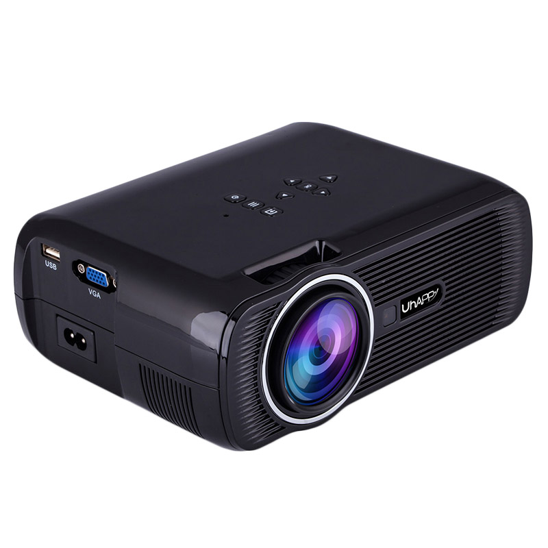Le Prix Le Moins Cher Uhappy 1080 P Portable Hd Led 3d Projecteur Bl-80 Pro Android Mini Wifi Projecteur Intelligent Home Cinéma Cinéma (prise Eu)
