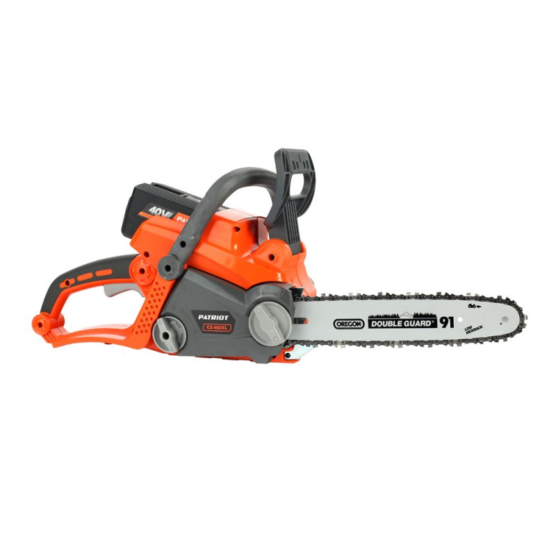 Chain saw rechargeable PATRIOT C S 402XL 40V aytm зеркало