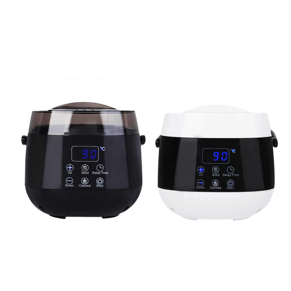 220 240V Adjustable Temperature Control Home Wax Warmer Melter Hand Wax Heating Machine UK EU Plug
