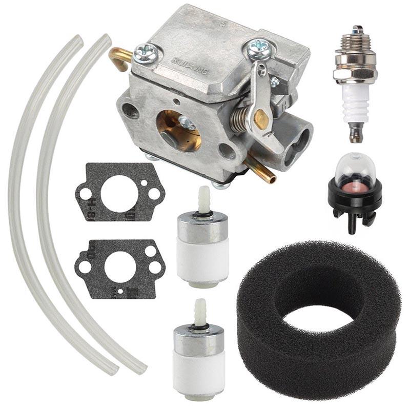 High Quality Carburetor Kit For Bolens BL100 BL150 BL250 Gas String Trimmer BL410 TillerHigh Quality Carburetor Kit For Bolens BL100 BL150 BL250 Gas String Trimmer BL410 Tiller