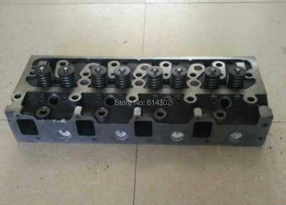 Cylinder head ZH495/ZH4100D/ZD/P/C series diesel engine/diesel generator parts for direct injection combustion chamber engine