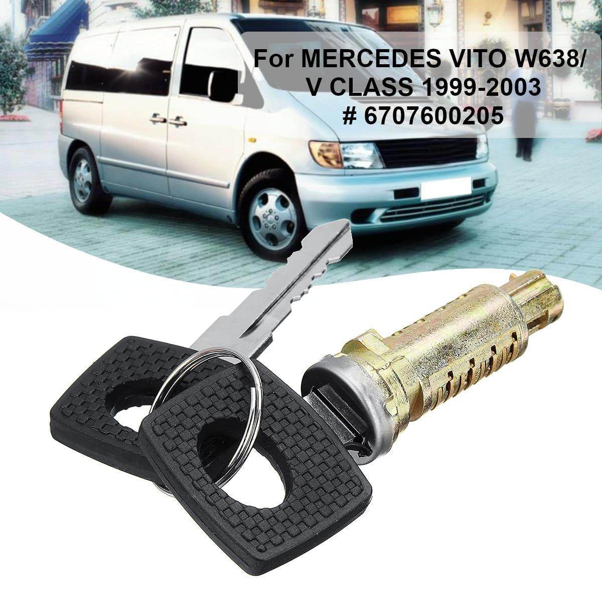 10 x clips de fijación para Mercedes Benz Viano w639 v-clase 638//2