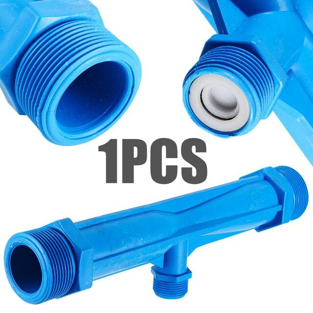 Mayitr irrigação venturi fertilizante injector de agricultura água tubo rosca dispositivo irrigação gotejamento ferramentas rega jardim 2 polegada