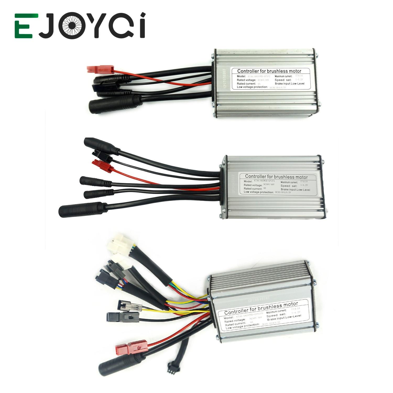 EJOYQI font b Electric b font bike Controller KT 36V 48V 17A For ebike motor 350W