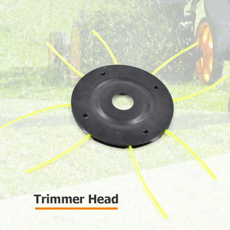 4-Line String Trimmer Head Gardening Grass Lawn Mower Brush Cutter Replacement Parts Accessories Home Garden Tools High Quality
