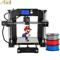 Factory Supply Anet 3d printer large size high precision digital desktop 3d metal printer tool