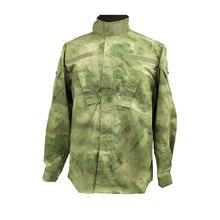 Американская армия яркая камуфляжная униформа в стиле acu набор