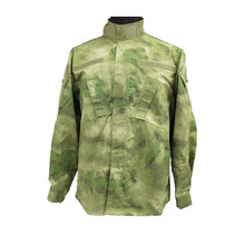 US Army A-TACS FG Camo ACU style Uniform Set Tactical Combat Uniform set For Tactical Gear недорого