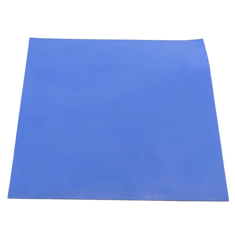 New 100mmx100mmx3mm Gpu Cpu Heatsink Cooling Conductive Silicone Thermal Pad
