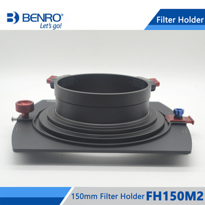 Image 5 - Benro FH150M2 Filter Holder 150mm Square Filter System ND/GND/CPL Filters Holder For Above 14mm Ultra Wide Lens Free Shipping