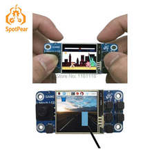 Raspberry Pi Game zero W/2B/3B+ 1.54inch mini LCD touchscreen(China)