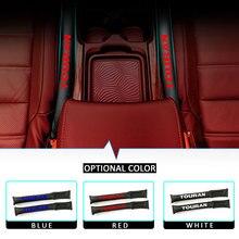 Для Volkswagen VW Touran автомобильное кресло зазор заглушка заполнитель защитный чехол зазор заглушка из искусственной кожи 2 шт