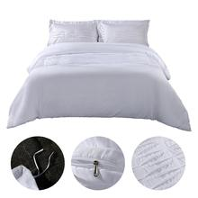Comforter Duvet Insert Comfy  Soft Bedding Pillow Shams King Comforter Set 3 Piece цены