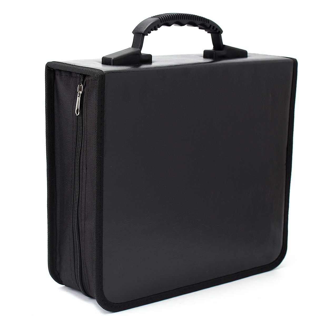 Media Storage Box CD VCD Disc Case Rack Organizer Protection Holder For 330 CDs