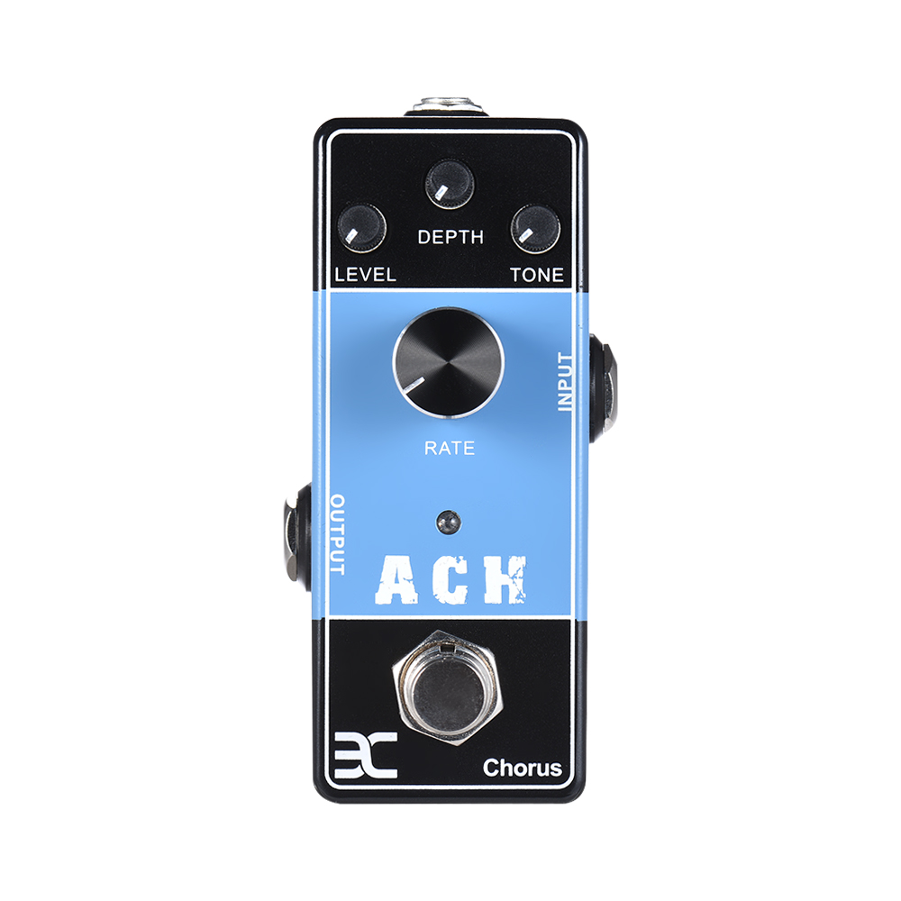 eno ex acoustic guitar effects pedal series ach chorus effect pedal full metal shell true bypass. Black Bedroom Furniture Sets. Home Design Ideas