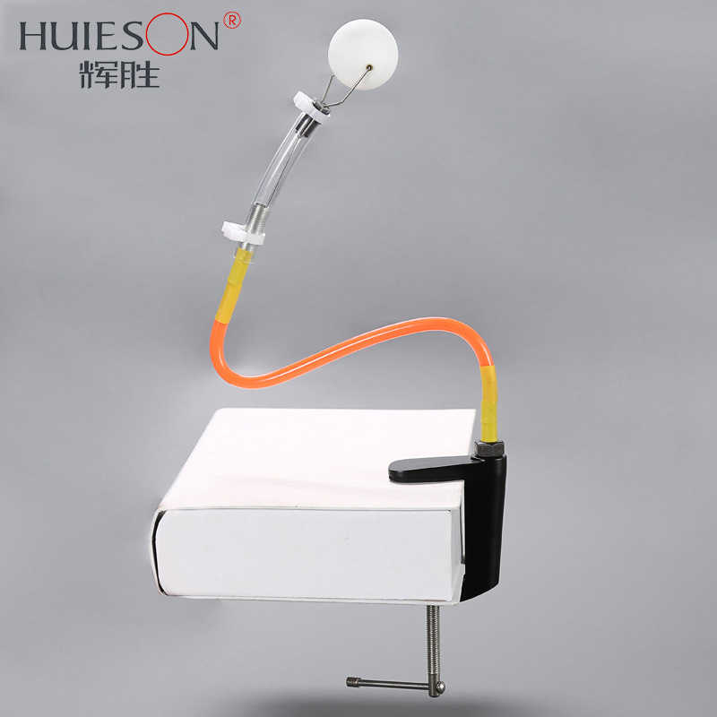 Huieson Professional Table Tennis Training Robot Fixed Rapid Rebound Ping Pong Ball Machine Table Tennis Trainer for Stroking
