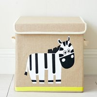 Children's Cartoon folding storage box unicorn flying Horse daily supplies health and beauty personal care products