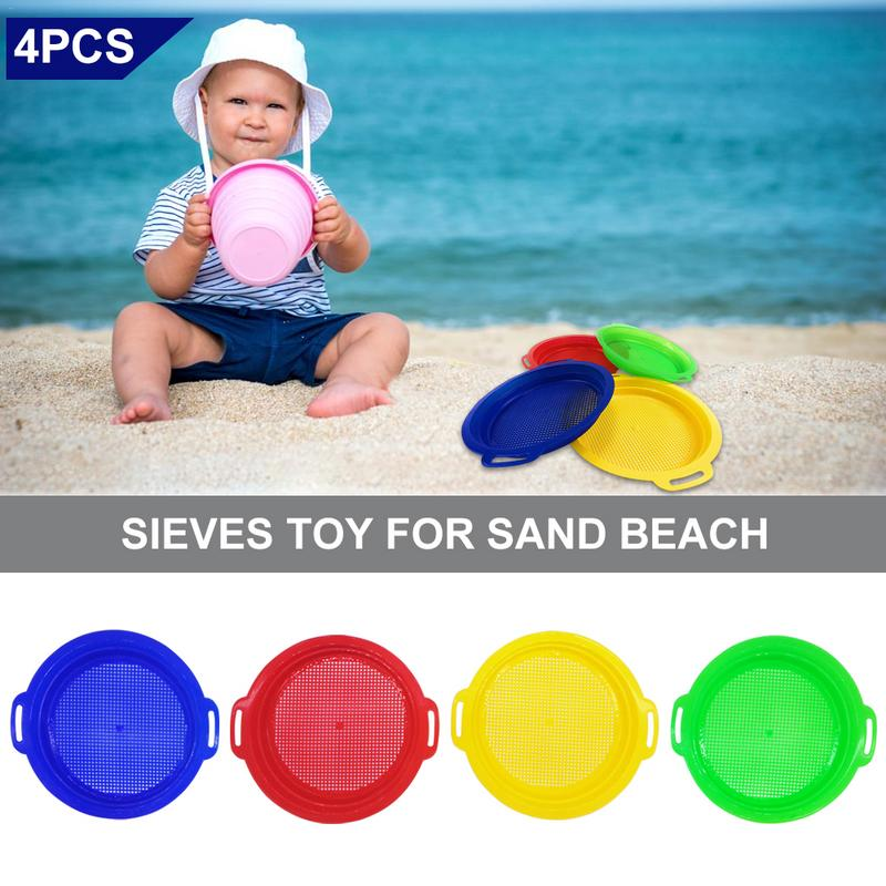 4 Pack/Set Red Blue Yellow Green Float Educational Toys For Children Water Summer Baby Bathing Swimming Pools Beach Sand Games