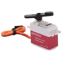 HC2627SG Digital Servo 29KG 0.145Sec 400mA at Stop 4000mA At No Load With Coreless Motor For RC Model Vehicles Space Parts(China)